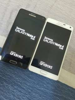 Samsung Galaxy Note4 Model N916s