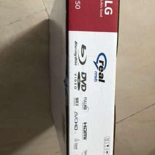 LG Blu-ray BP250