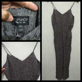 Jumpsuit topshop like new