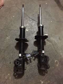 Shock breaker nissan march