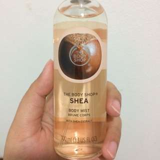 Shea Body Mist