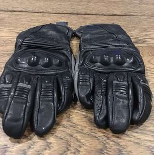 Harley Davidson Full Leather Gloves