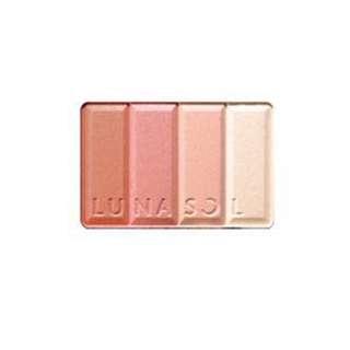 Lunasol modelling cheeks Ex04 beige red (refill )