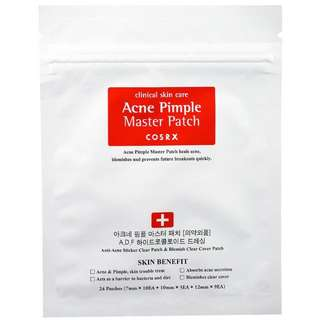 *HOT* COSRX Acne Pimple Master Pad