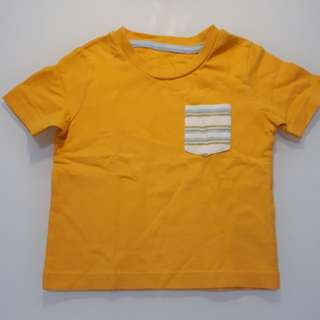 Mothercare Boy Shirt - Yellow