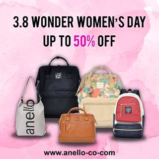 50% Off International Women's Day (2)