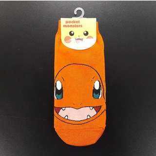 Cute Korean socks - Pokemon - Charmander