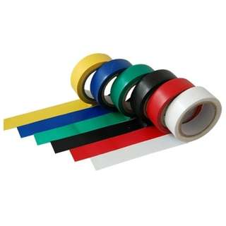 PVC Electrical Insulation Tape (Blue)