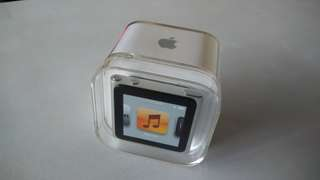 Bnew Ipod Nano 16gb 6th gen (Sealed)