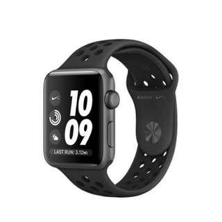 Brand New Apple Watch Nike + Series 3 (38mm)