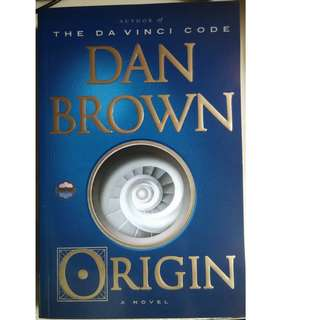 Origin (Malay Edition) - Dan Brown (Author of The Da Vinci Code)