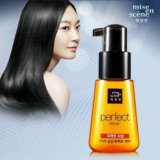 Korea hair serum or smooth hair