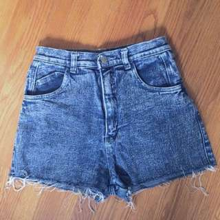 ​ Acid Wash Shorts
