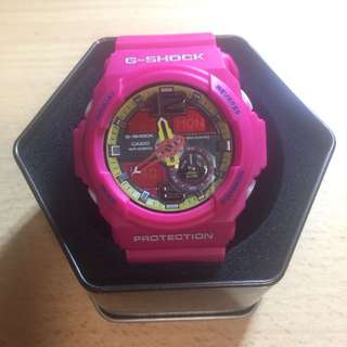 G-Shock watch 1