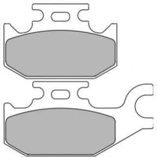 Burgman 200 Rear Brake Pad, Newfren