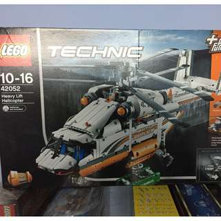 Lego 42052 - Heavy Lift Helicopter