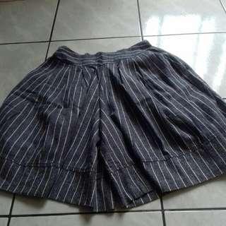 Kulot stripe grey