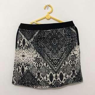 Abstract promod skirt