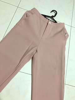 Nude Pink Pants
