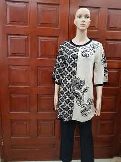 Knitted Batik