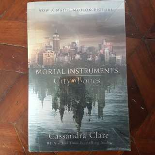 Mortal Instruments + The 39 Clues
