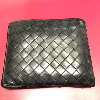 BV 男裝銀包 Bi folded wallet