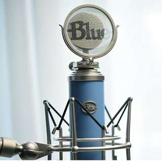 [Excellent Condition] Bluebird Microphone, Rode PSA 1 Microphone Stand, Monster Performer 600 Mic Cable and Stedman Pop Filter