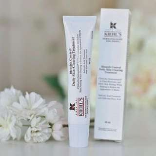 Kiehl's Acne Blemish Control Daily Skin-Clearing Treatment Cream 30ml