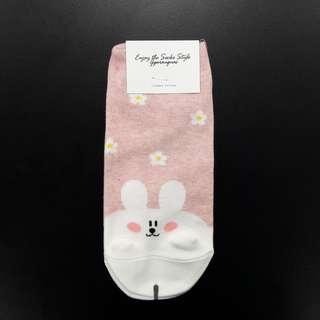 Cute Korean socks - LINE - Cony