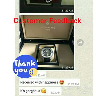 Thanks You For The Trust & Purchase