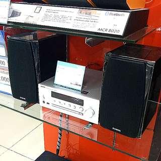 DP 0% Yamaha Mini MCR-N470 Kredit Tanpa Kartu Kredit Proses 3 menit
