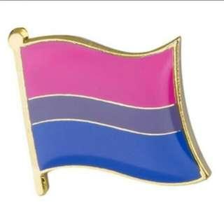 [INSTOCK] Bisexual Pins