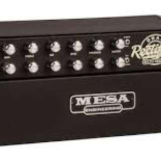 Mesa Boogie Rectoverb 25 rackmount head