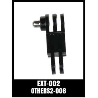 Gopro Mount Extension Long Links with Three Directions EXT-002
