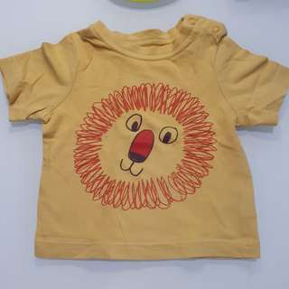Mothercare Lion Shirt