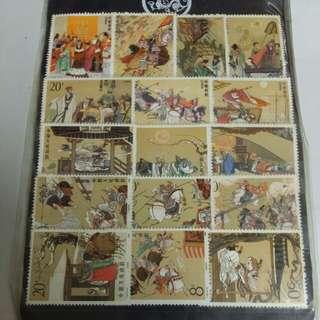 中國郵票册(全新)