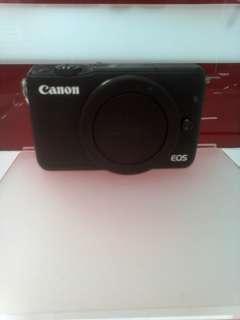 Cicilan camera M10 canon tanpa kartu kredit proses cepat 3 mwnit promo 0% 6 bulan