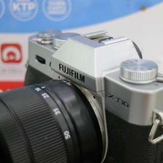 Credit tanpa kartu credit camera mirorles fujifilm xt-10