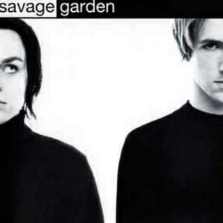 arthcd SAVAGE GARDEN CD (I Want You, To The Moon And Back, Truly Madly Deeply, Santa Monica, Break Me Shake Me etc)