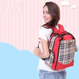 Travelling Bag Multifungsi Tas Bayi Diaper Travel Serbaguna