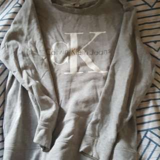 Authentic Calvin Klein Crewneck