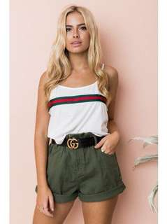 Dupe Gucci tank top