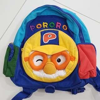 Pororo backpack
