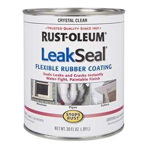 Leak Seal Crystal Clear 30FL OZ