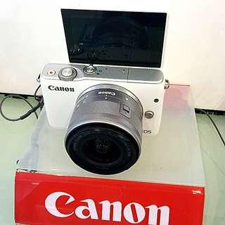 DP 0% Canon M10 Kredit Tanpa Kartu Kredit Proses 3 Menit
