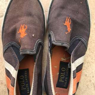 Used Polo Shoes