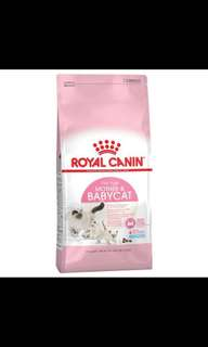 Royal Canin Mothet and Babycat 400g Cat Food