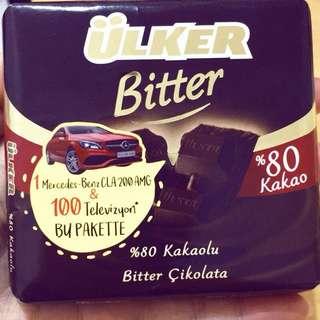 土耳其80%巧克力