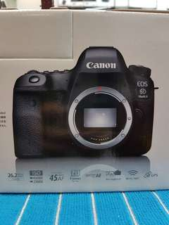 Canon EOS 6D M2