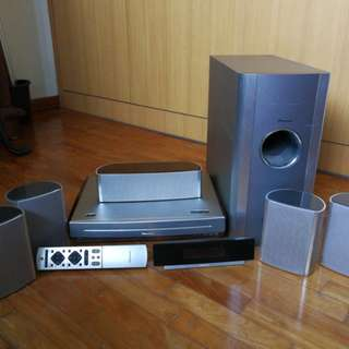Pioneer Laser Disc (LD) Home Entertainment System